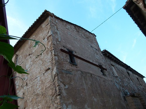 Alquería del Moro, un bien municipal en ruinas