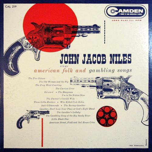 American Folk and Gambling Songs