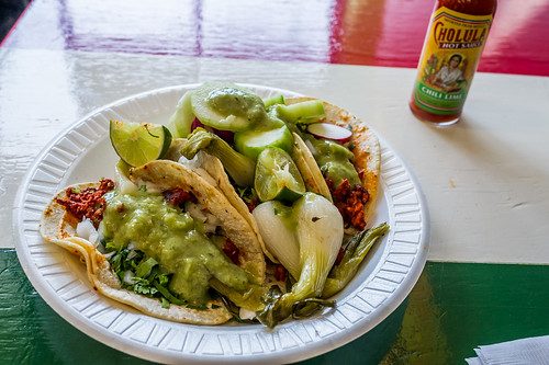 Authentic Tacos in Red Bank, New Jersey