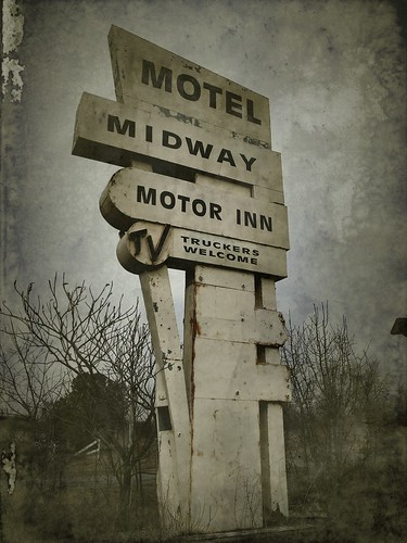 Beware of old signs on Highways
