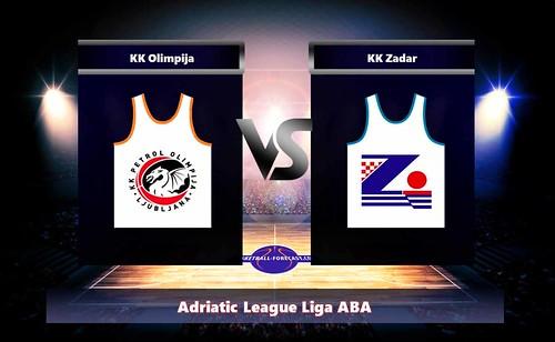 KK Olimpija-KK Zadar Mar 12 2018