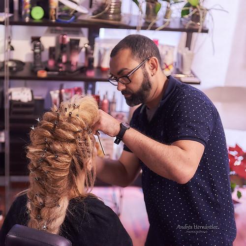 Carlos Montesdeoca Hair & Makeup Studio VII Concurso Fotografía Tenerife MModa