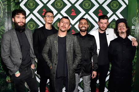 All content Courtesy of The Latin Recording Academy® #latingrammy  LosPetitFellas attends Buchanan's Best New Artist during the 19th annual Latin GRAMMY Awards at Palms Casino Resort on November 13, 2018 in Las Vegas, Nevada. (Photo by David Be