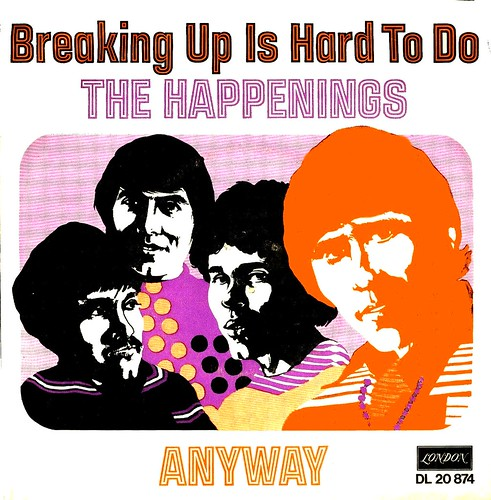 Happenings, The - Breaking Up Is Hard To Do - D - 1968