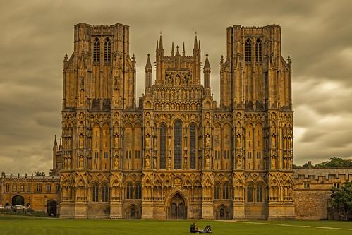 Amore medievale / Medieval love (Wells, Somerset, United Kingdom)
