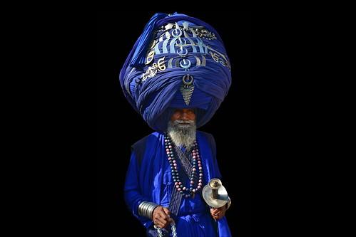 India - Punjab - Anandpur Sahib - Sikh - 1d