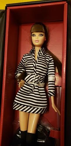 Namie Amuro of Vidal Sassoon 70's Barbie doll 😍😍😍😍😍😍❤❤❤❤❤❤❤