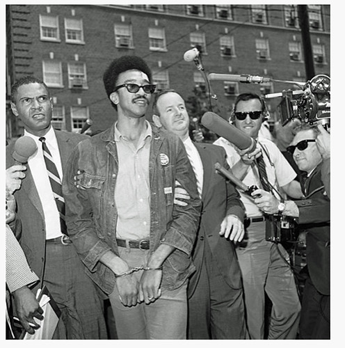 Rap Brown arrested on Md. charges: 1967