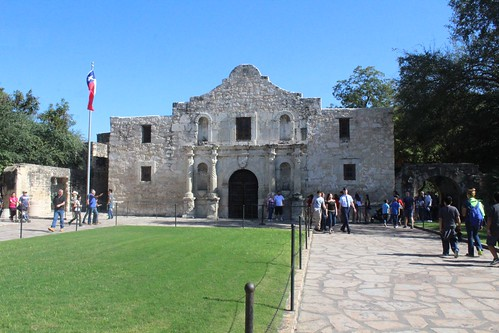 San Antonio, Texas, The Alamo