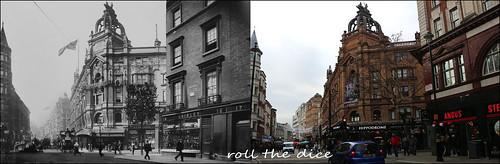Cranbourn Street`1902-2019