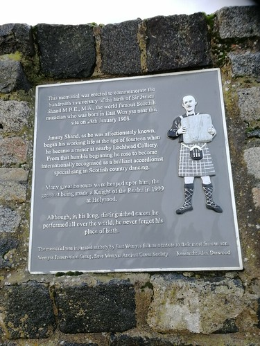 JIMMY SHAND MEMORIAL - EAST WEMYSS...
