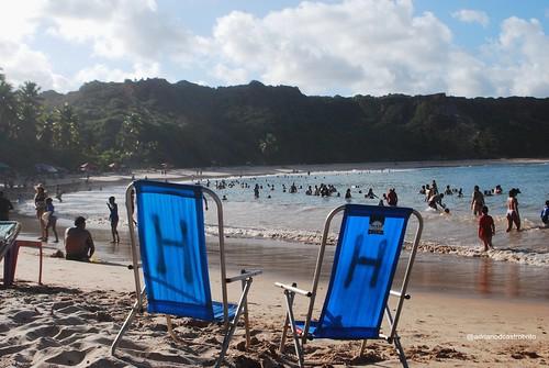 Praia de Coqueirinho do Sul - Paraiba - Brasil