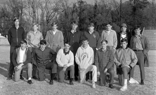 FAWELLS  DHS Track and Baseball January 1970 02