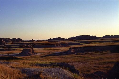 Badlands Alien Landscape 2