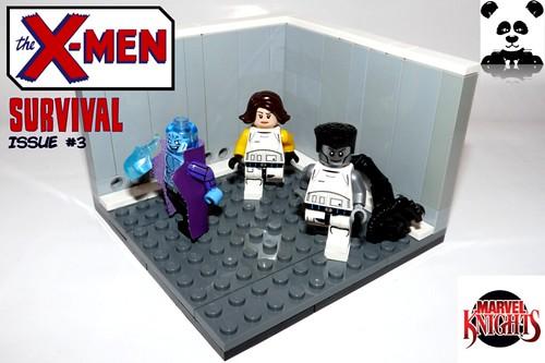 MKSG The X-Men: Survival - Issue #3