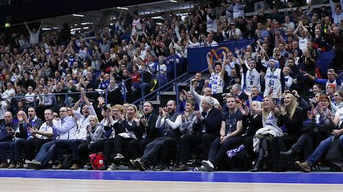Finland vs Russia - FIBA World Cup 2019 Qualification - Espoo, Metro Arena, Finland - 30.11.2018 - ©Ville Vuorinen/Susijengi