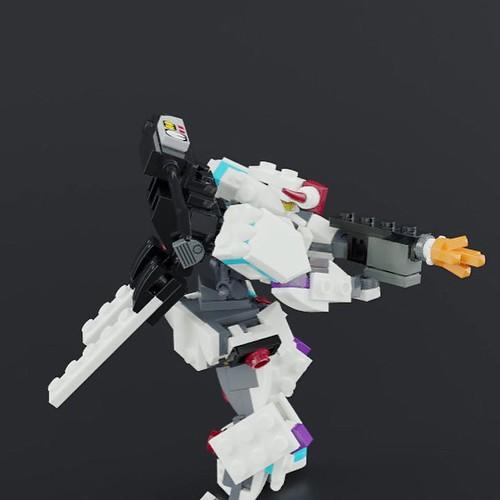 1/144 ASW-G-26 Gundam Bune
