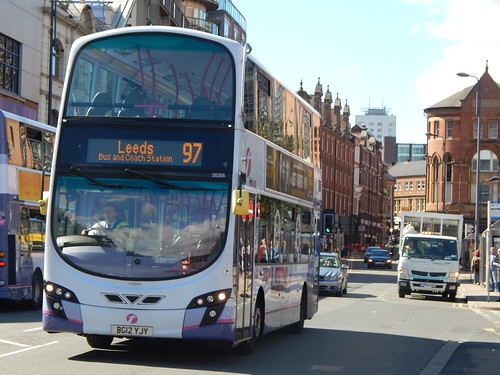 First Leeds 36266 BG12 YJY