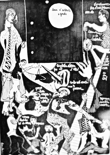 Drawing (1968 - 1969) - Luísa Cunha (1949)