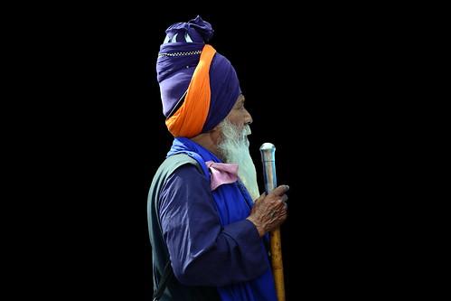 India - Punjab - Anandpur Sahib - Sikh Guardian - 210