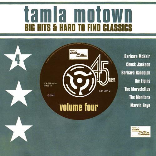 Tamla Motown - Big Hits & Hard To Find Classics - Volume 4 hi res