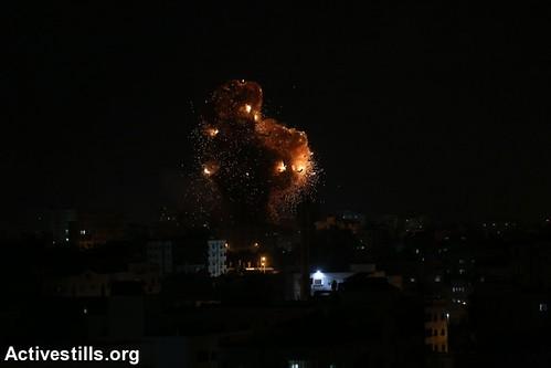 Gaza under attack, 12.11.2018