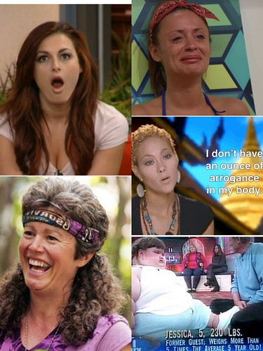 The best female reality show contestant AFTER queen New York,  obviously.