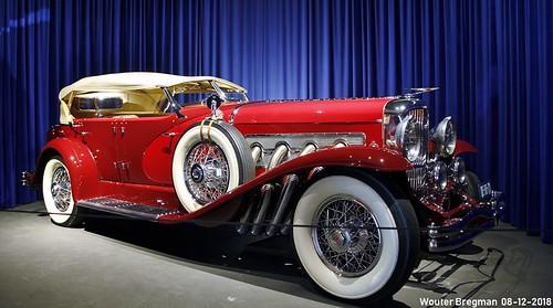 Duesenberg Model SJ LaGrande Dual-cowl Phaeton 1935