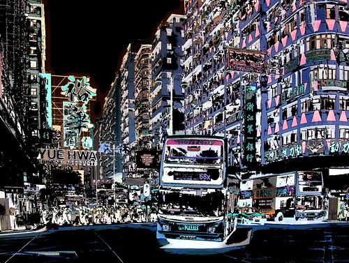Hongkong - Streetlife - 24dd