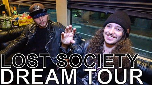 Lost Society - DREAM TOUR Ep. 688