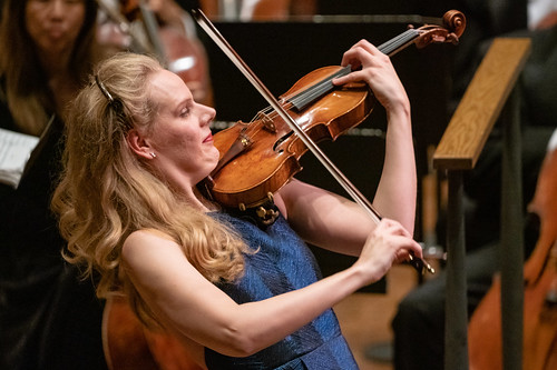 MUSIC - New York Philharmonic with Simone Lamsma