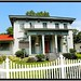 Springville New York - Crandall House - Historic al Museum