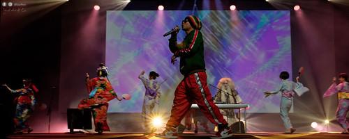 Japan Expo 2018 : SHOWCASE DJ Koo x Okon x Namewee