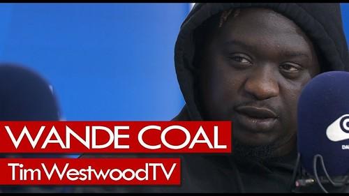Wande Coal on Lagos, Mo' Hits, Fela Kuti, 2Face, Burna Boy, UK - Westwood