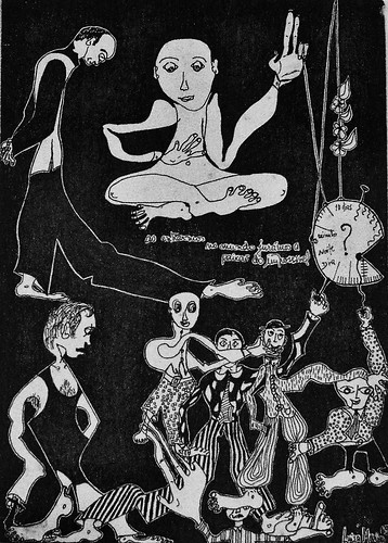 Drawing (1968-1969) - Luísa Cunha