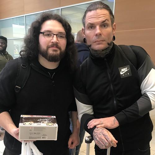 Jeff Hardy and I!