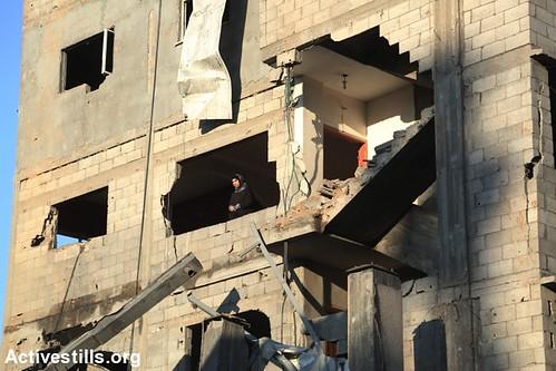 Gaza after attacks, 13.11.2018