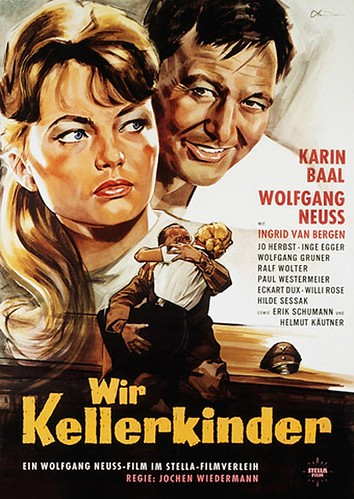 1960 Wir Kellerkinder (Wolfgang Bellenbaum)
