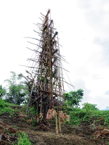 Pentecost Land Diving Tower
