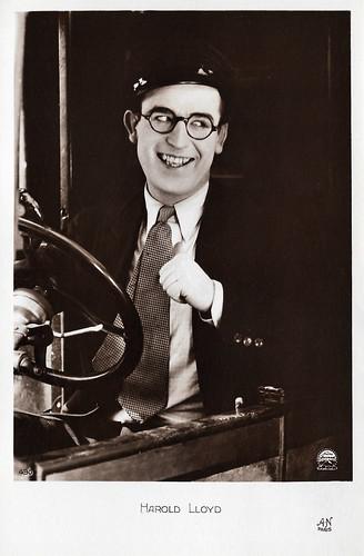 Harold Lloyd in Speedy (1928)