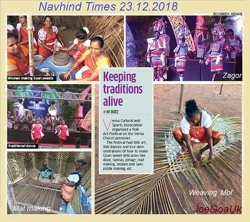 Verna festival NT 23.12.18
