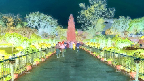 India - Punjab - Amritsar - Jallianwala Bagh Memorial - 1bb