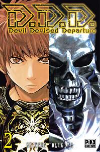 D.D.D. - Devil Devised Departure - Tome 2