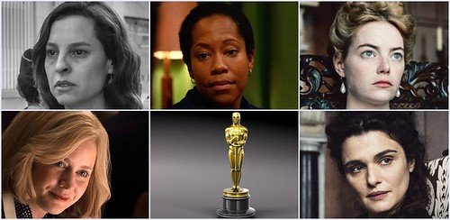 91st Academy Awards: Best Supporting Actress Nominees