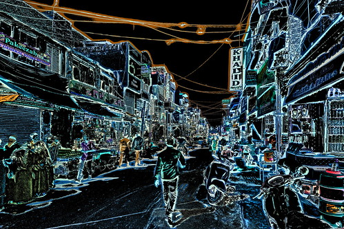 India - Telangana - Hyderabad - Streetlife - 5dd