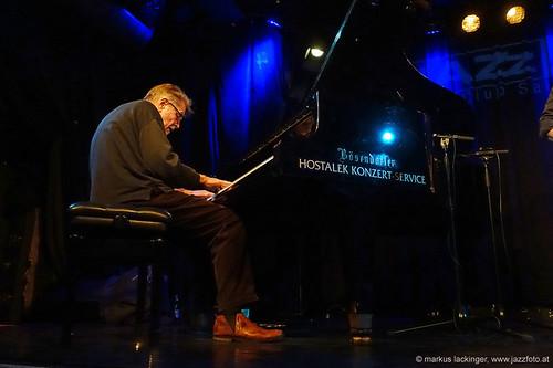 Alexander von Schlippenbach: piano