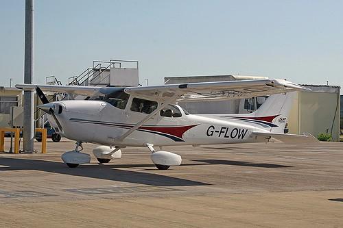 G-FLOW Cessna 172 CVT