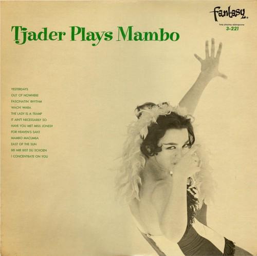 Cal Tjader - Tjader Plays Mambo (1956)
