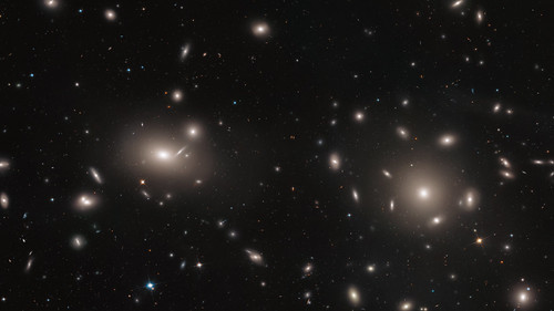 Clusters within clusters