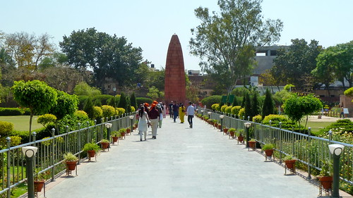 India - Punjab - Amritsar - Jallianwala Bagh Memorial - 1